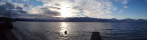 Lemano, panoramica
