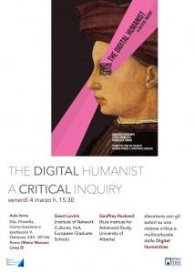 lovink digital humanist