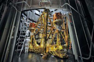 Nasa Goddard Space Flight Center: https://www.flickr.com/photos/gsfc/