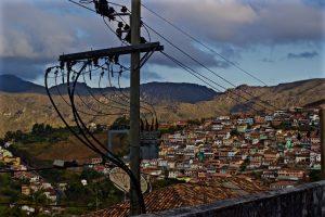 Borgo di Ouro Preto, stato di Minas Gerais